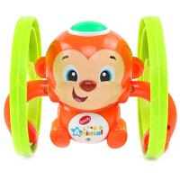 宝宝学爬行发条经典怀旧翻滚猴子婴儿玩具翻跟头猴子