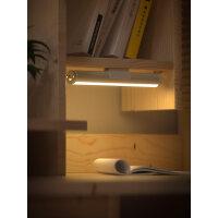 宿舍充电夹子台灯大学生寝室书桌床头护眼阅读灯超长续航学习神器n6o