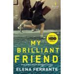【现货】英文原版 我的天才女友 那不勒斯四部曲(之一) My Brilliant Friend (HBO Tie-in