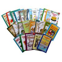 顺丰发货 英文原版 I Can Read系列汪培�E推荐第二第三阶段28册套装  Frog and Toad 儿童分级阅读 图文故事绘本 送音频