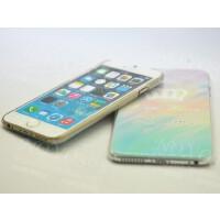 薄�p iPhone6 4.7寸 磨砂硬�� 保�o套 手�C�� 背�� 防刮