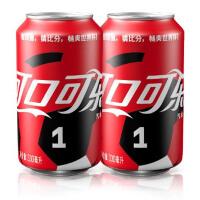 可口可乐(整箱装 330ml*24)