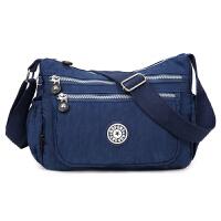 新款牛津布斜挎包女包防水尼龙包休闲单肩跨包布包女士潮流帆布包
