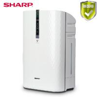 夏普(SHARP) KC-WB2-W 空气净化器 家用带加湿 去甲醛PM2.5 净离子群技术