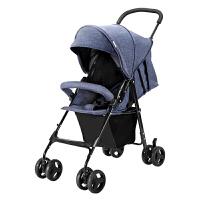 出口原单婴儿推车超轻便折叠可坐可躺儿童伞车便携夏季bb四轮推车a344