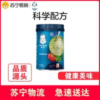 嘉宝混合蔬菜营养米糊225g罐装3阶段婴幼儿辅食宝宝米粉