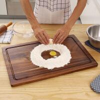 【领券满199减100】ORZ 泰国制相思木案板 厨房木制切菜板砧板 水果熟食刀板菜板