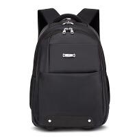 大容量手提双肩包拉杆背包出差上班旅行防水牛津布电脑包