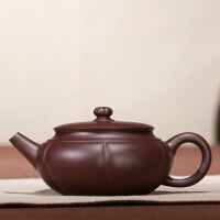 宜兴紫砂壶手工泡茶功夫茶壶茶具套装家用禅定壶 禅定壶