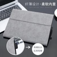 微软新surface pro4保护套平板电脑包pro5内胆包二合一surface go皮套保护壳12