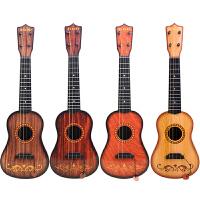 儿童吉他玩具初学者23寸拨片音乐器可弹奏男女孩入门口袋尤克里里a112