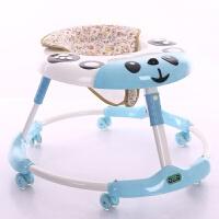 婴儿学步车多功能宝宝玩具滑行车防侧翻6-12个月手推男女孩助步车