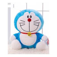 哆啦a梦公仔叮当猫毛绒玩具机器猫娃娃抱枕儿童生日礼物女生抖音
