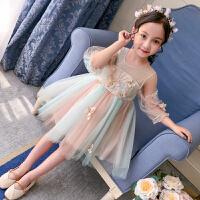 夏装新款儿童连衣裙夏季童装蓬蓬纱裙韩版洋气裙子
