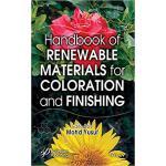 【预订】Handbook of Renewable Materials for Coloration and Fini