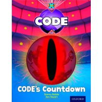 英文原版 Project X Code: Control Codes Countdown