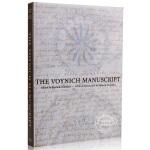 现货 英文原版 伏尼契手稿 The Voynich Manu* 收藏于耶鲁大学贝内克珍本书与手稿图书馆 与塞拉菲尼手抄