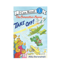 The Berenstain Bears Take Off! [平装] [08--12]