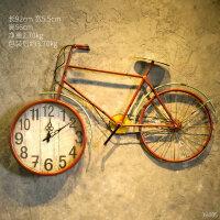 【支持礼品卡】复古工业风酒吧餐厅墙上自行车壁挂店铺墙壁墙面装饰挂件挂饰创意4rf