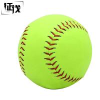 征伐 垒球 12英寸硬式实心球棒球中小学生成人业余训练安全球考试投掷练习打击用球垒球