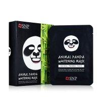 SNP动物面膜 熊猫 保湿 面膜贴 10片装包邮
