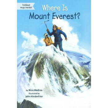 【预订】Where Is Mount Everest? 预订商品,需要1-3个月发货,非质量问题不接受退换货。