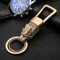 汽车钥匙扣钥匙圈男士挂件宝马奔驰大众丰田奥迪Q5系专用适用