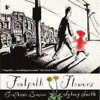 Footpath Flowers 英文原版 温情绘本 路边的小花 让孩子感受善意带来的喜悦与给予的价值