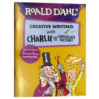 查理和巧克力工厂的创意写作英文原版 Creative Writing with Charlie and the Cho