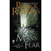 现货�s君者三部曲传奇系列2:智者之惧 The Wise Man's Fear 英文原版《风之名》的续作 英文版奇幻小说