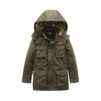 JEEP吉普4-12岁男童铺棉外套JWW71091