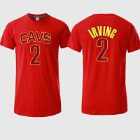 库里短袖t恤男女学生篮球衣科比詹姆斯运动库里T恤圆领夏季