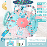 婴儿健身架器脚踏钢琴新生儿宝宝0-1岁0-3-6-12个月玩具