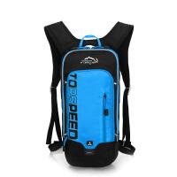 户外骑行包双肩包背包自行车跑步包男女轻便水袋包