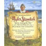 【预订】The Adventurous Life of Myles Standish and the Amazing-
