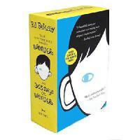 Wonder/365 Days of Wonder Box Set 英文原版 奇迹男孩两本套装 国际大奖图书 纽约时报