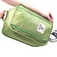鞋子收纳包 创意多功能鞋子收纳包防水收纳袋旅行用品鞋袋鞋盒