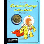 Curious George Gets a Medal Gift Edition 好奇猴乔治:得奖章啦!