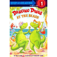 Dancing Dinos at the Beach (Step into Reading, Step 1) 沙滩上跳舞