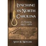 【预订】Lynching in North Carolina: A History, 1865-19419
