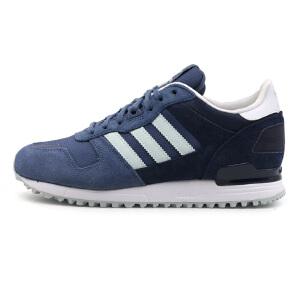 adidas阿迪达斯女鞋 三叶草ZX 700运动休闲板鞋  S79799
