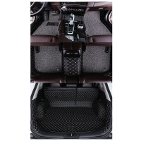 比亚迪速锐g3秦专用e5唐二代g5手动挡全新一代全包围汽车脚垫