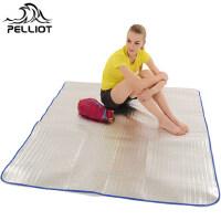 法国PELLIOT野餐垫防潮垫户外用品帐篷垫爬行垫加厚郊游野餐布