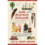 【预订】Jane Austen's England