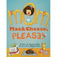 【预订】Mom, Mac & Cheese, Please!