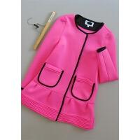 [B16-125-2]女士风衣外套女装风衣0.68