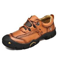 秋冬季登山鞋男士韩版旅游运动鞋休闲鞋子男户外大码46