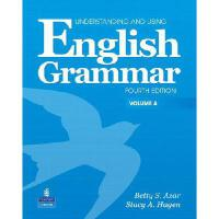【预订】Understanding and Using English Grammar Student Book a