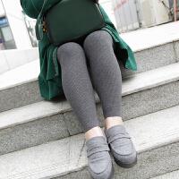 春秋加肥打底裤大码女装200斤胖mm修身高弹显瘦长潮 均码 (0-210斤)