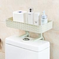 洗衣机厕所旁边用具脸盆马桶置物架上方落地一体式简约收纳柜层